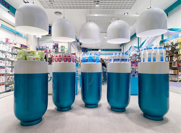 西班牙斯药店室内局部实景图-西班牙加洛斯药店第5张图片