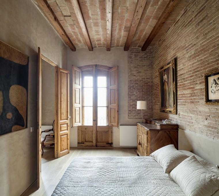 西班牙Eixample区公寓改造室内卧-西班牙Eixample区公寓改造第9张图片