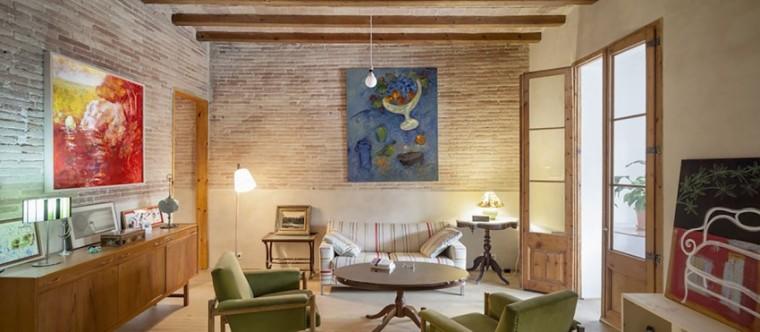 西班牙Eixample区公寓改造室内房-西班牙Eixample区公寓改造第2张图片