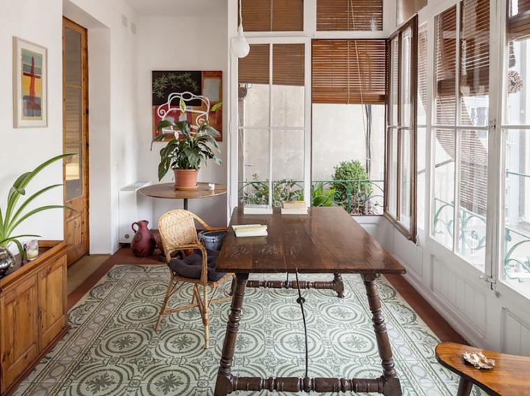 西班牙Eixample区公寓改造第1张图片