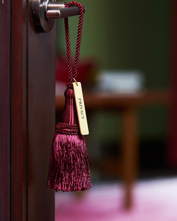 美国格拉梅西公园酒店室内细节实-美国格拉梅西公园酒店第8张图片