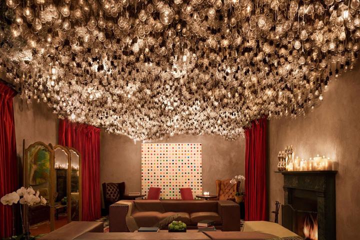 美国格拉梅西公园酒店室内实景图-美国格拉梅西公园酒店第3张图片