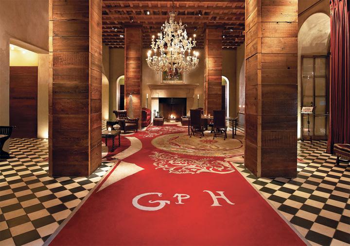 美国格拉梅西公园酒店室内过道实-美国格拉梅西公园酒店第4张图片