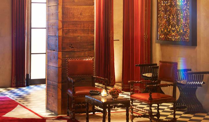 美国格拉梅西公园酒店室内局部实-美国格拉梅西公园酒店第5张图片