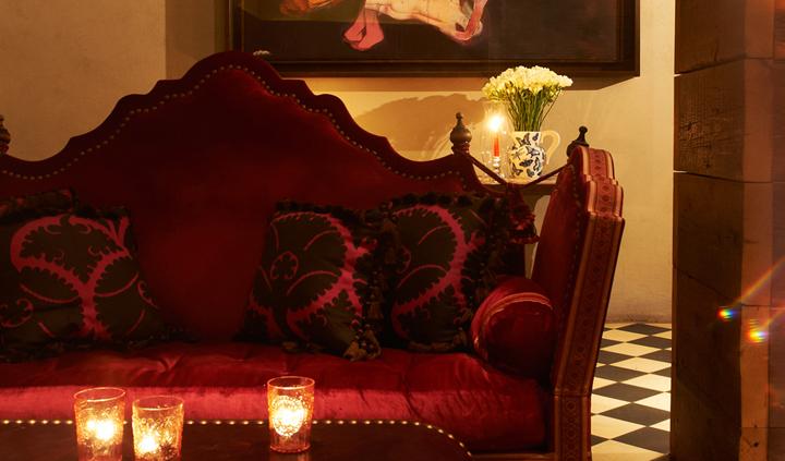 美国格拉梅西公园酒店室内细节实-美国格拉梅西公园酒店第7张图片