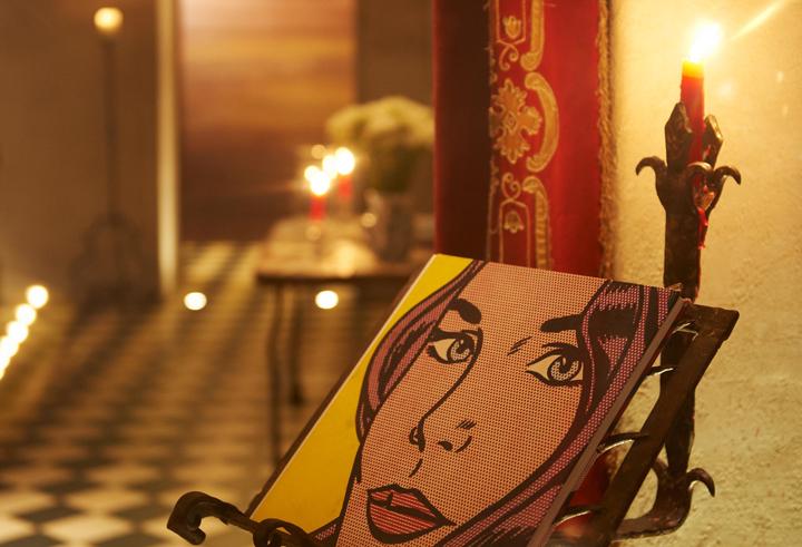 美国格拉梅西公园酒店室内细节实-美国格拉梅西公园酒店第11张图片