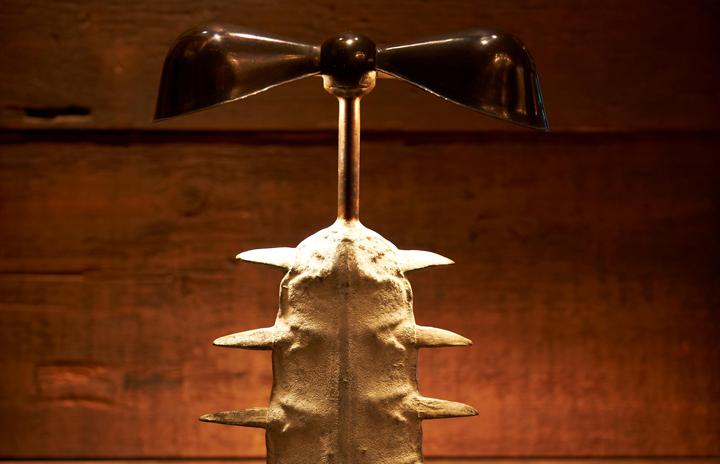 美国格拉梅西公园酒店室内细节实-美国格拉梅西公园酒店第12张图片