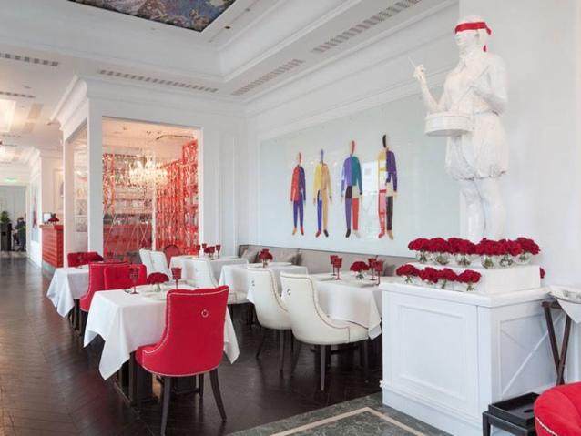 俄罗斯日瓦戈餐厅第1张图片