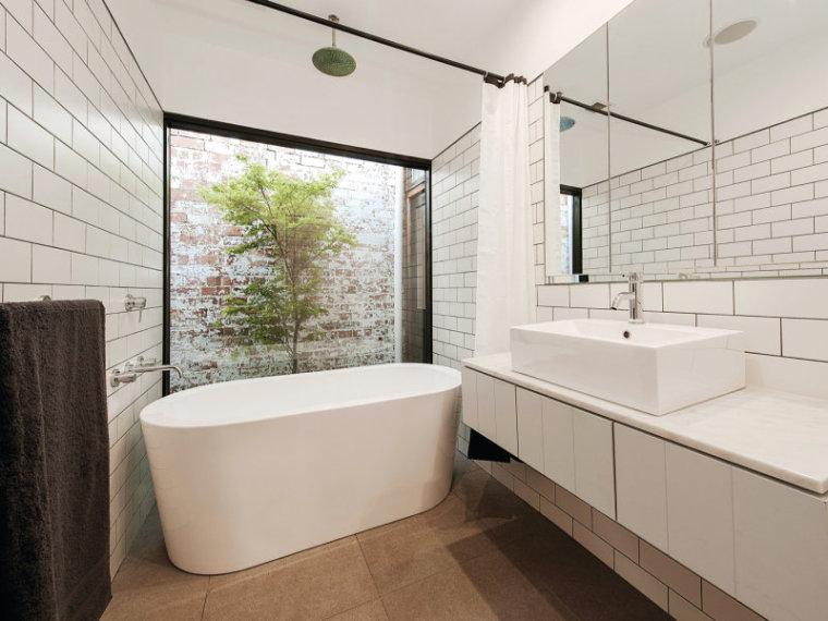 公寓鉴赏室内浴室实景图-公寓鉴赏第3张图片