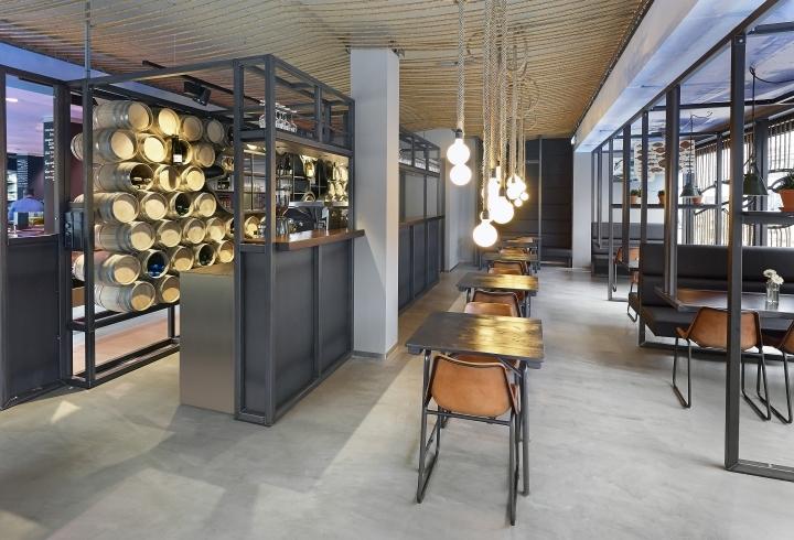荷兰Schuitemaker鱼店餐厅室内细-荷兰Schuitemaker鱼店餐厅第6张图片