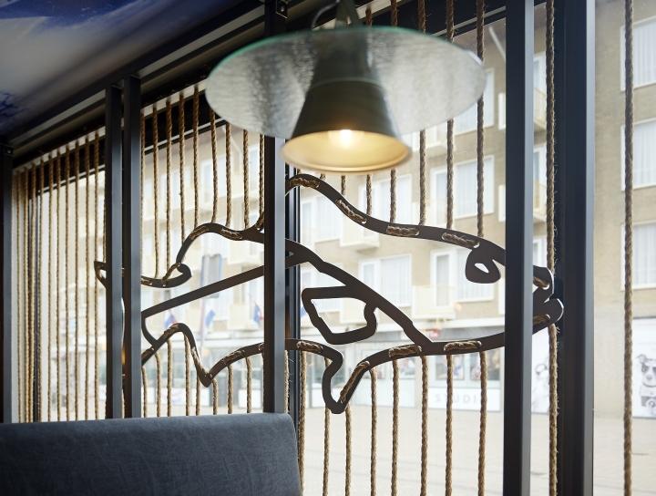 荷兰Schuitemaker鱼店餐厅室内细-荷兰Schuitemaker鱼店餐厅第10张图片