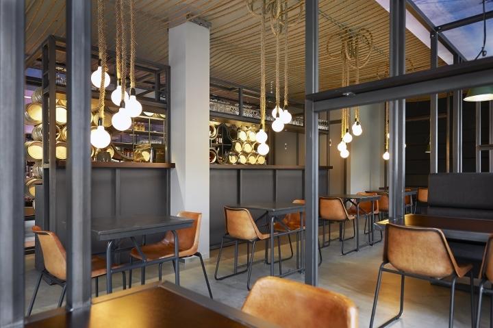 荷兰Schuitemaker鱼店餐厅室内细-荷兰Schuitemaker鱼店餐厅第8张图片