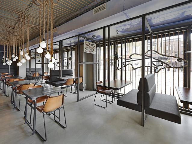 荷兰Schuitemaker鱼店餐厅第1张图片