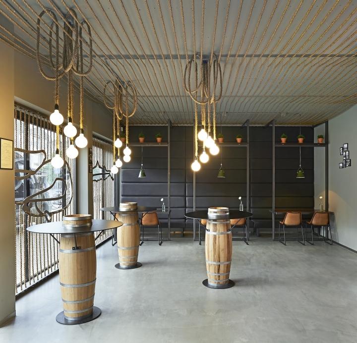 荷兰Schuitemaker鱼店餐厅室内局-荷兰Schuitemaker鱼店餐厅第2张图片