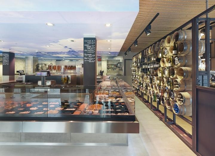 荷兰Schuitemaker鱼店餐厅室内局-荷兰Schuitemaker鱼店餐厅第5张图片