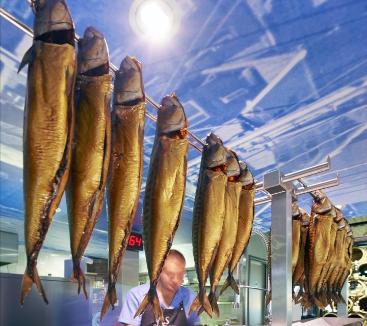 荷兰Schuitemaker鱼店餐厅室内实-荷兰Schuitemaker鱼店餐厅第16张图片