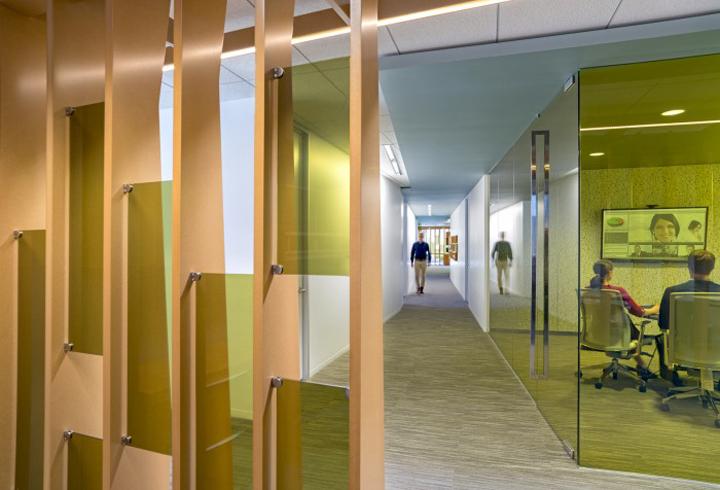 美国洛杉矶EconOne办公室-美国洛杉矶Econ One办公室室内实-美国洛杉矶Econ One办公室第2张图片