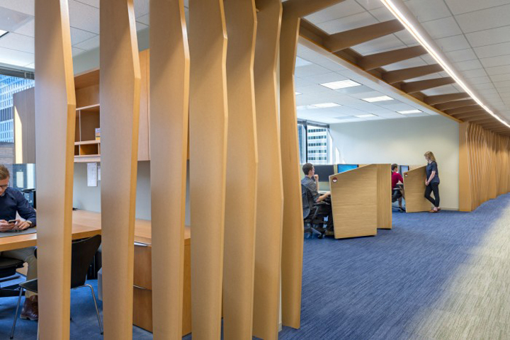 美国洛杉矶EconOne办公室-美国洛杉矶Econ One办公室室内过-美国洛杉矶Econ One办公室第8张图片