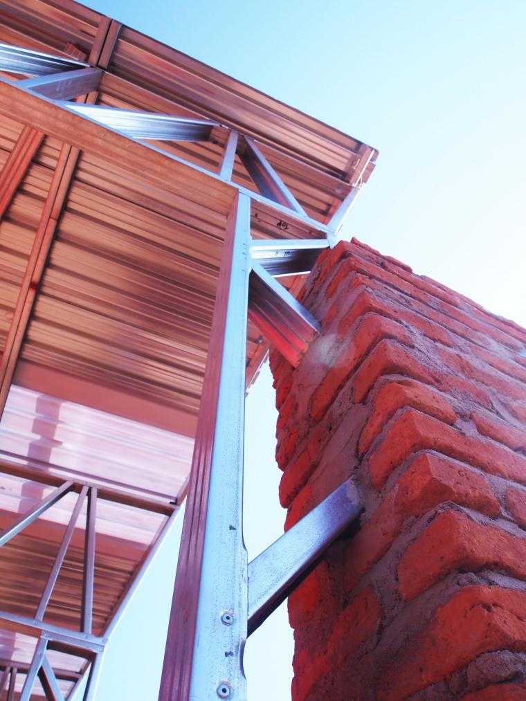 马拉维社区中心及小学外部细节实-马拉维社区中心及小学第8张图片
