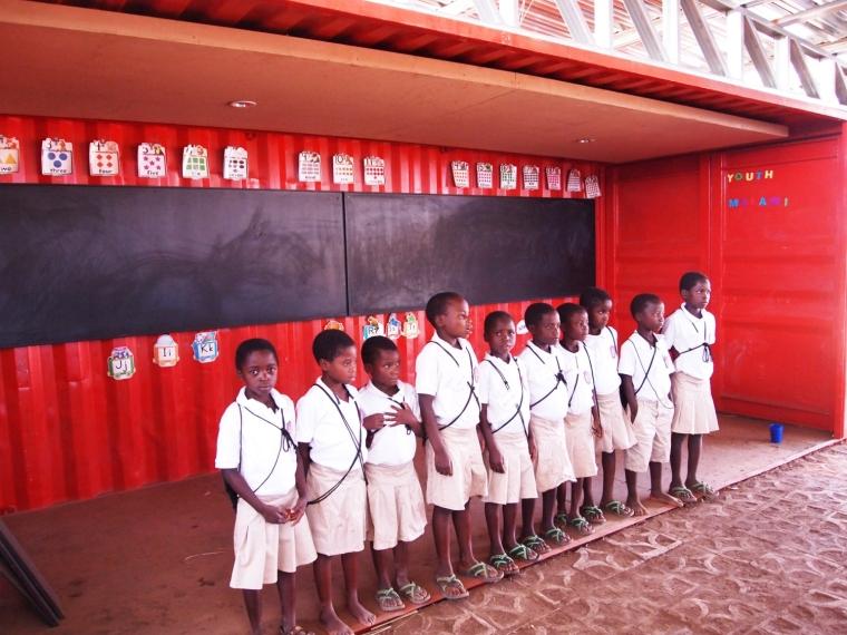 马拉维社区中心及小学外部实景图-马拉维社区中心及小学第13张图片