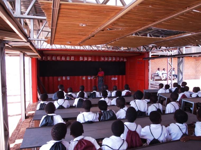 马拉维社区中心及小学之教室实景-马拉维社区中心及小学第17张图片
