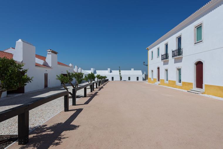 葡萄牙TorredePalma酒庄酒店-葡萄牙Torre de Palma酒庄酒店外-葡萄牙Torre de Palma酒庄酒店第5张图片