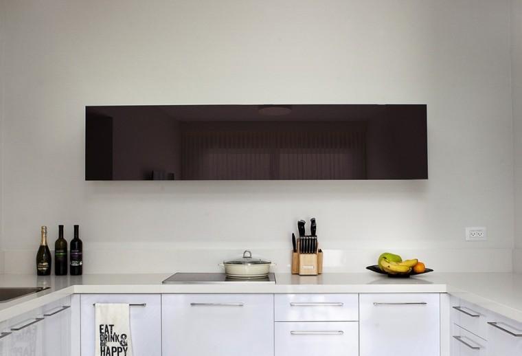 以色列一间极简的公寓室内厨房实-以色列一间极简的公寓第7张图片
