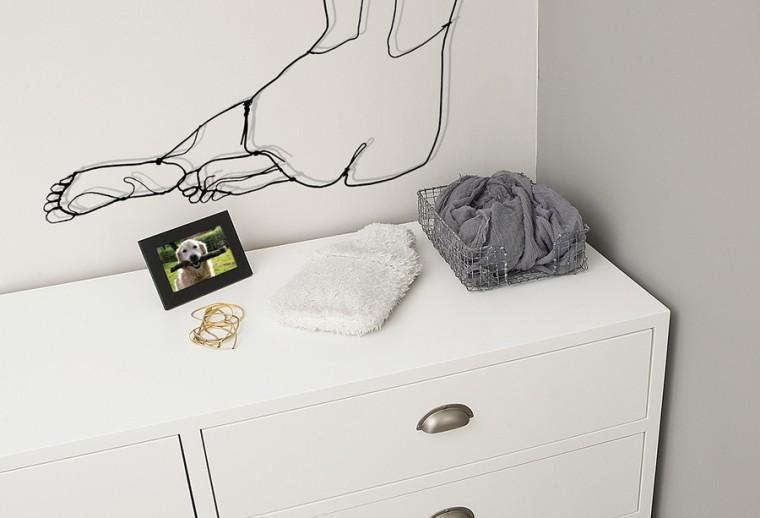 以色列一间极简的公寓室内细节实-以色列一间极简的公寓第12张图片