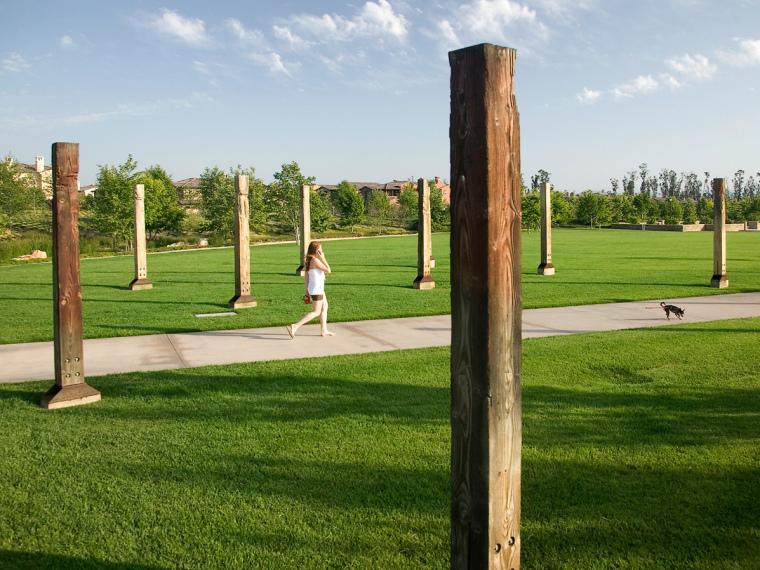 美国杰弗里公共公园的道路景观第1张图片
