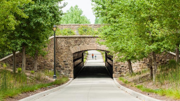 美国杰弗里公共公园的道路景观外-美国杰弗里公共公园的道路景观第2张图片