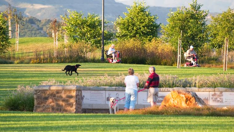 美国杰弗里公共公园的道路景观外-美国杰弗里公共公园的道路景观第5张图片