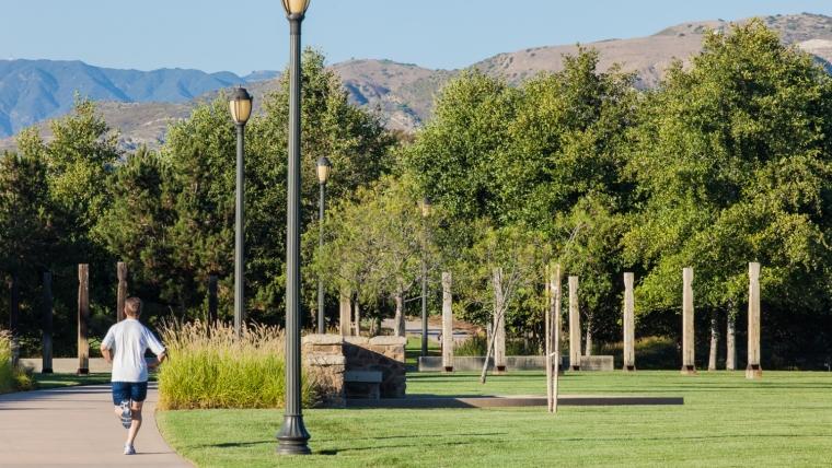 美国杰弗里公共公园的道路景观外-美国杰弗里公共公园的道路景观第4张图片