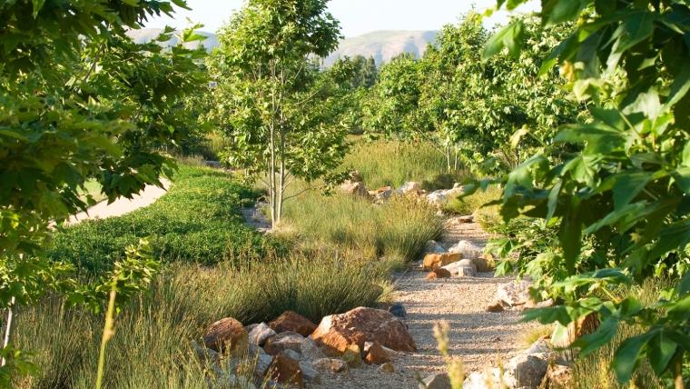 美国杰弗里公共公园的道路景观外-美国杰弗里公共公园的道路景观第9张图片