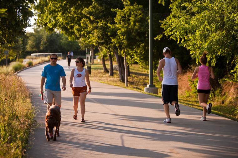 美国凯蒂小径景观外部道路实景图-美国凯蒂小径景观第5张图片
