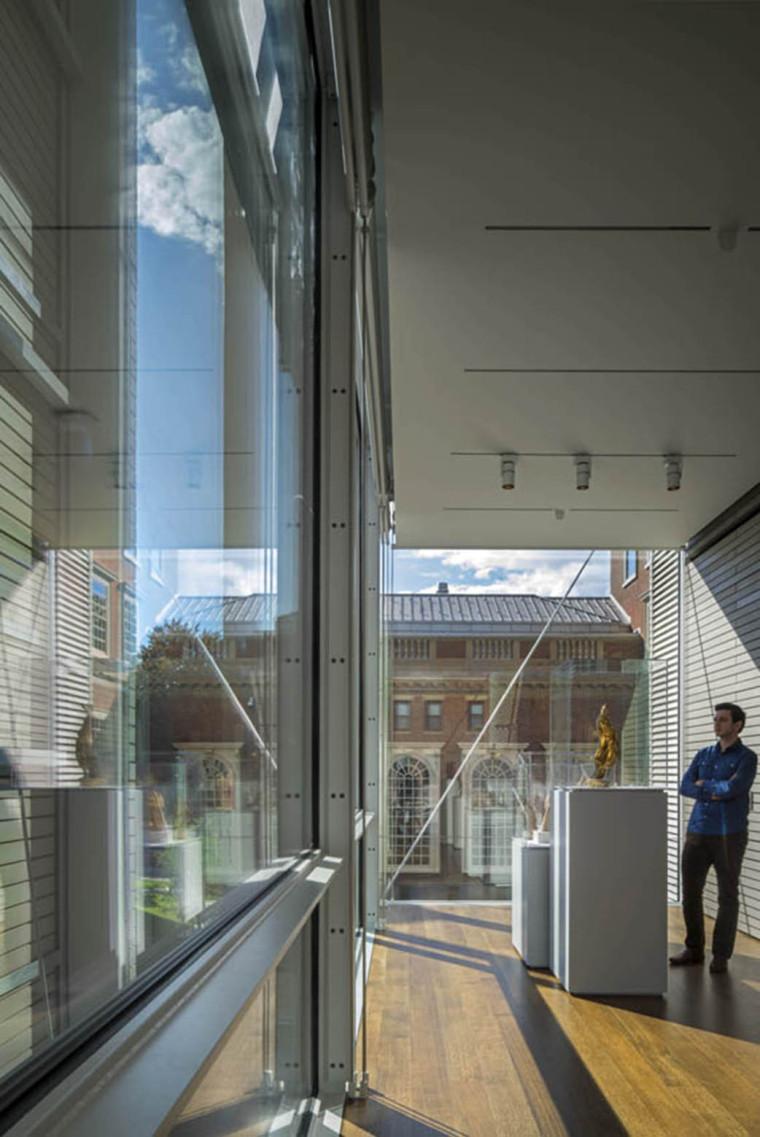 美国哈佛艺术博物馆内部局部实景-美国哈佛艺术博物馆第12张图片