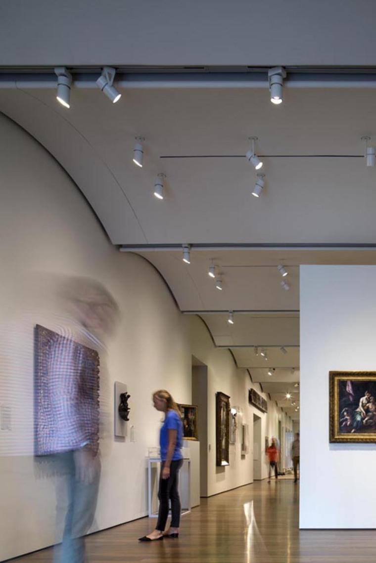 美国哈佛艺术博物馆内部展厅实景-美国哈佛艺术博物馆第9张图片