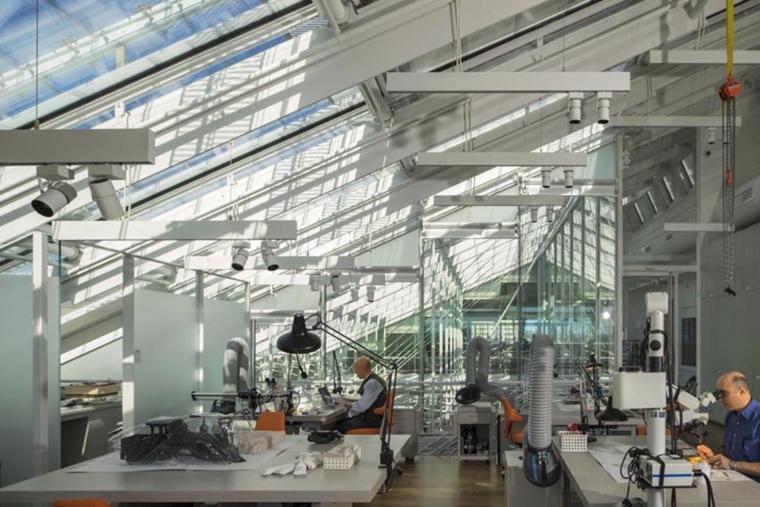 美国哈佛艺术博物馆内部工作间实-美国哈佛艺术博物馆第17张图片