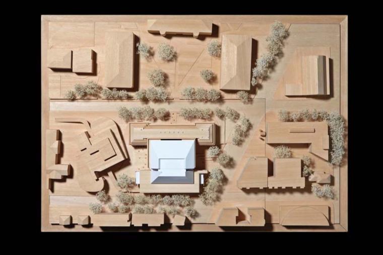 美国哈佛艺术博物馆内模型图-美国哈佛艺术博物馆第21张图片