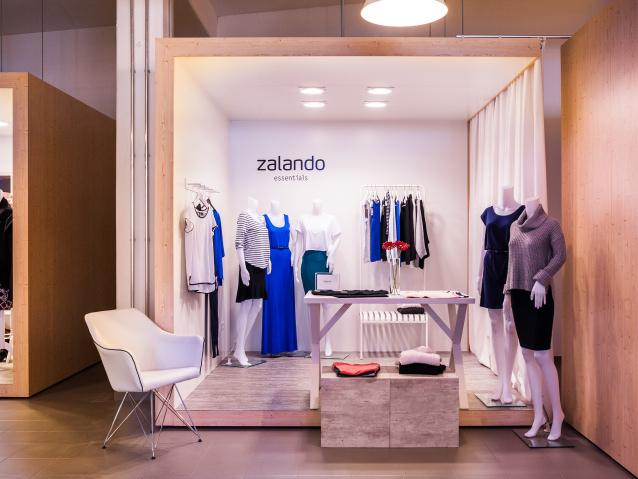 德国Zalando+ZLabels展厅