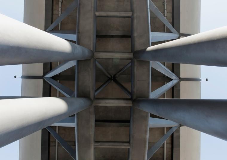 法国莱昂•布鲁姆高架桥外部细节-法国莱昂•布鲁姆高架桥第10张图片