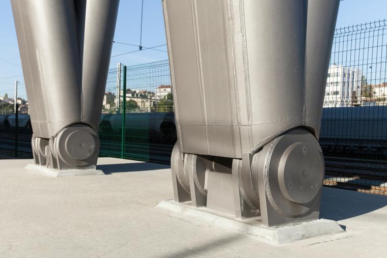 法国莱昂•布鲁姆高架桥外部细节-法国莱昂•布鲁姆高架桥第9张图片