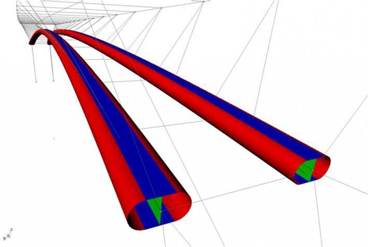法国莱昂•布鲁姆高架桥分析图-法国莱昂•布鲁姆高架桥第17张图片