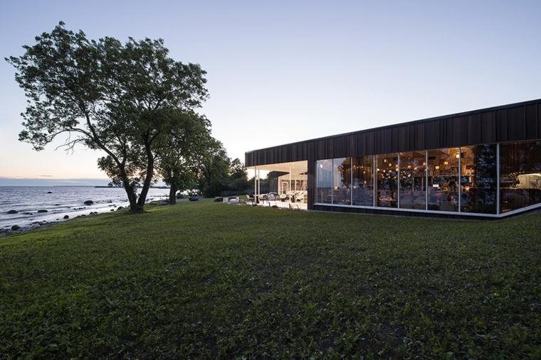 爱沙尼亚Noa餐厅外部夜景实景图-爱沙尼亚Noa餐厅第8张图片