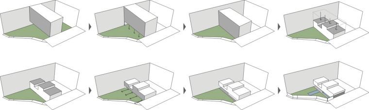西班牙单亲家庭花园住宅模型图-西班牙单亲家庭花园住宅第14张图片