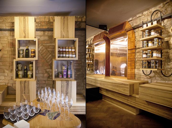 意大利Vivace酒吧餐厅室内局部实-意大利Vivace酒吧餐厅第4张图片