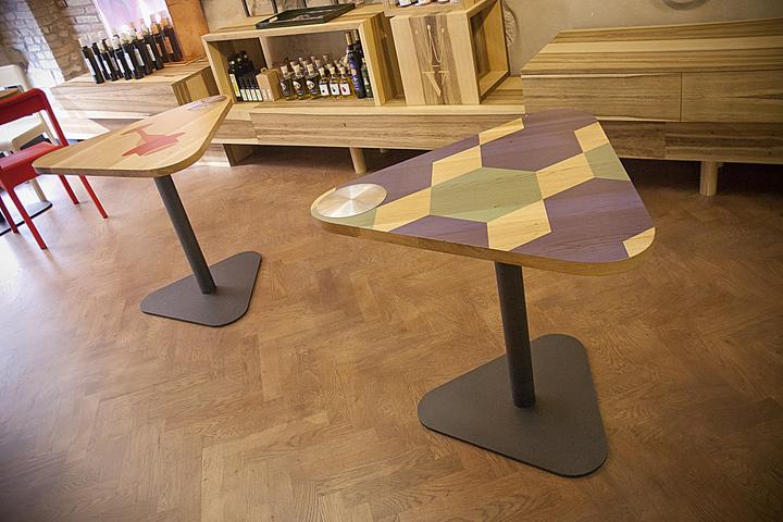 意大利Vivace酒吧餐厅室内局部实-意大利Vivace酒吧餐厅第10张图片