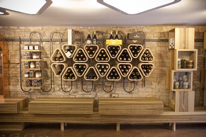意大利Vivace酒吧餐厅室内局部实-意大利Vivace酒吧餐厅第9张图片