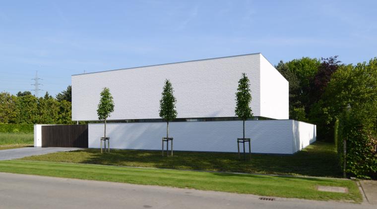 比利时GFR别墅外部实景图-比利时GFR别墅第6张图片
