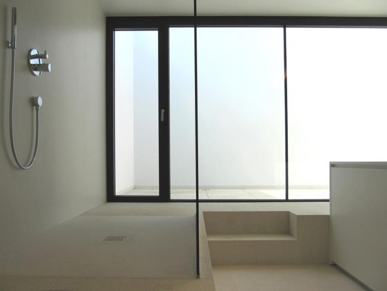 比利时GFR别墅内部浴室实景图-比利时GFR别墅第16张图片