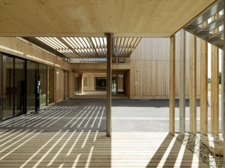 奥地利彼得罗塞格尔疗养院内部空-奥地利彼得罗塞格尔疗养院第11张图片